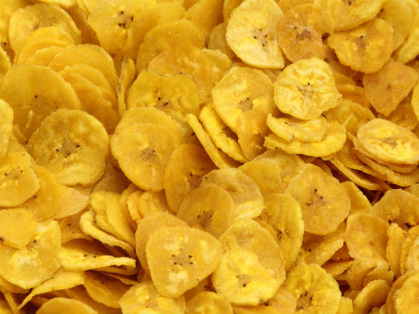 Spicy Banana Chips Recipe