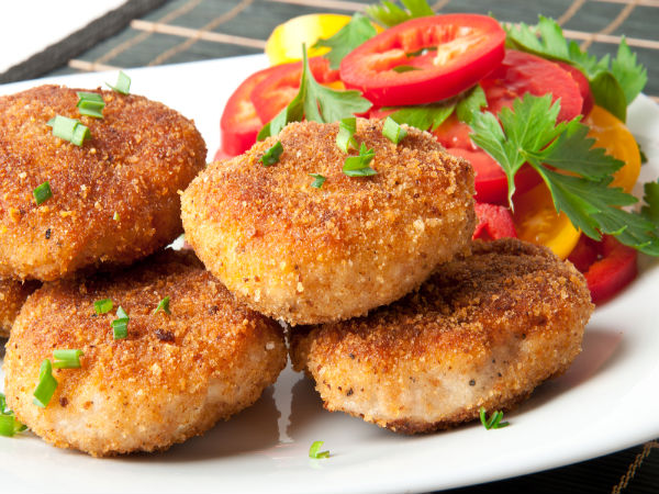 Egg and Potato Cutlet Recipe