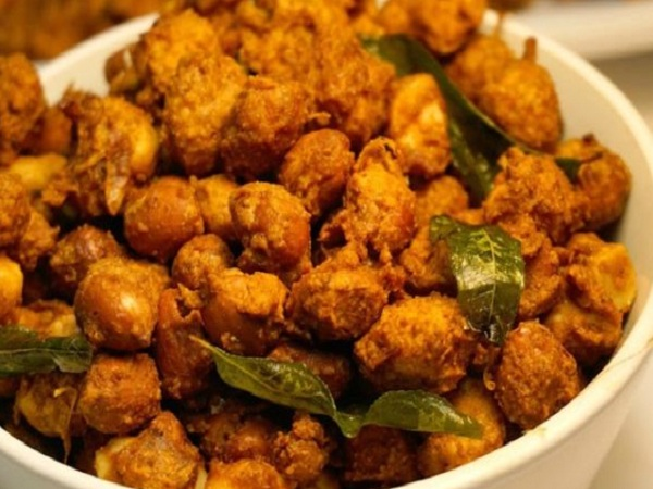 Chili Crispy Peanuts Recipe