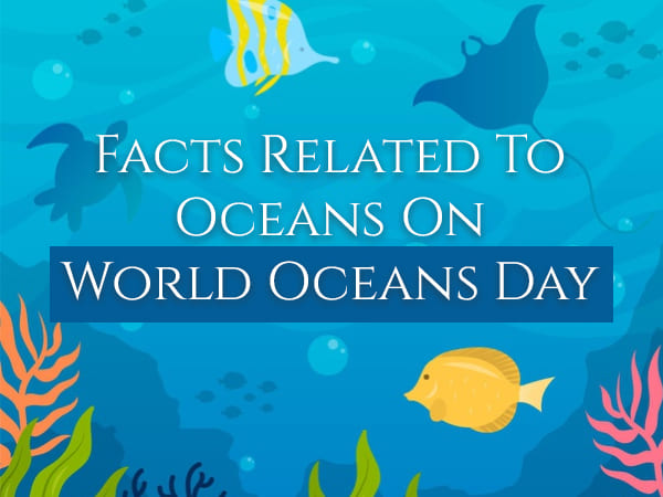 World Oceans Day 2021 : মহাসাগর সম্পর্কে এই তথ্যগুলি জানলে অবাক হবেন!