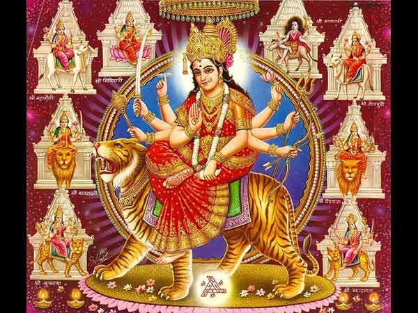 Navratri 2021 Nine Avatars Of Durga And Nine Colours To Wear This Festive Week