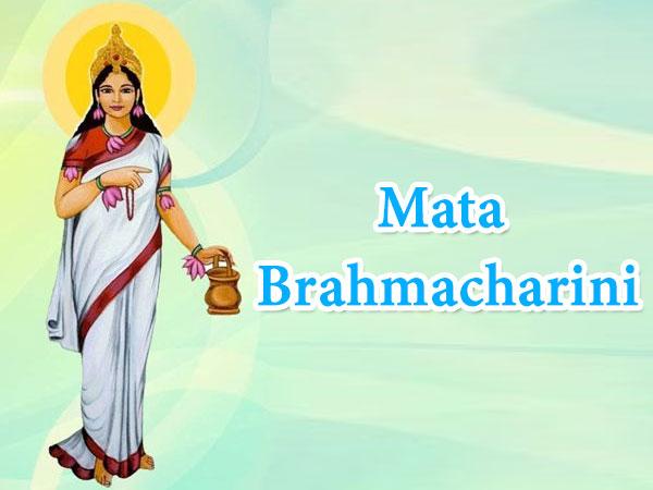 Navratri Maa Brahmacharini Puja Vidhi Mantra Vrat Katha And Significance In Bengali