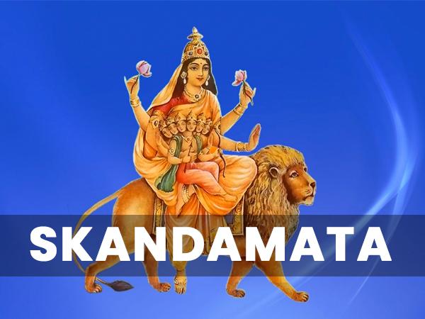 Navratri Day 5 Goddess Skanda Mata Colour Puja Vidhi Vrat Katha Story And Significance In Bengali
