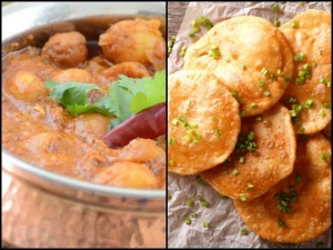 Special Luchi And Aloo Dum Recipe