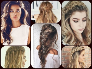 Hairstyles For Wavy Hair That You Need Try This Durga Puja