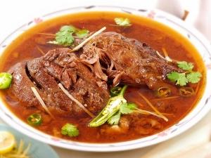 Hyderabadi Lal Gosht Spicy Mutton Recipe For Eid