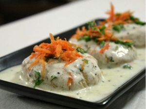 Steamed Dahi Vada Reat For Brothers
