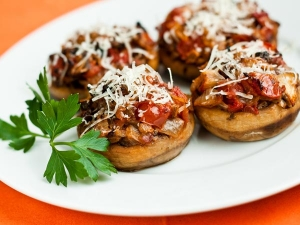 Superhit House Party With Chicken Stuffed Mushroom Recipe