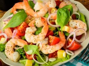 Bangkok Prawn Salad Recipe