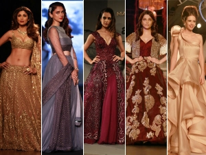 Amazon India Couture Week 2015 Eight Best Showstoppers Ever