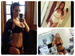 World Photography Day 2015 Celebrates Kim Kardashians Wild Selfies
