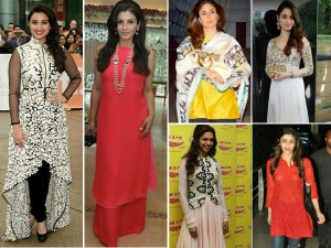 Its Tiime To Style Your Kurti Differently