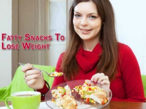 Fatty Snacks To Lose Weight