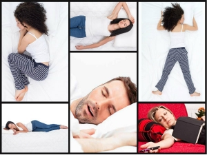 What Your Sleeping Position Tells About You
