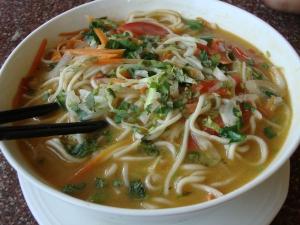 Yummy Tibetian Soup Thupka Recipe