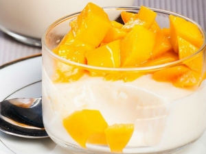 Mango Panna Cotta Recipe