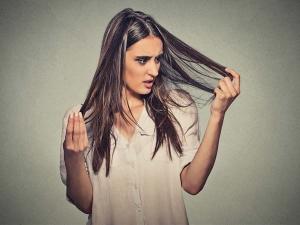 Bad Habits That Make The Hair Thin