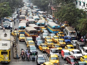 Being Stuck Traffic Jams May Increase The Risk Of Cancer