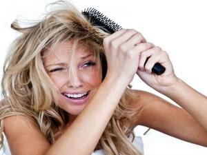 Easy Tricks Defrizz Your Hair