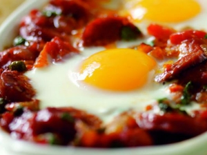 Spanish Baked Egg Recipe