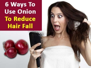 Six Ways To Use Onion To Reduce Hair Fall