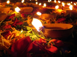 Why Hindus Light Lamps During Diwali