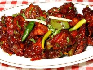 Hakka Chilli Chicken Chinese Recipe