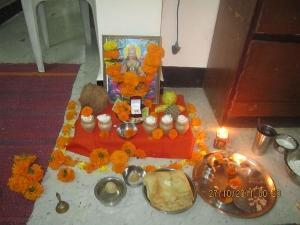 Significance Laskshmi Puja