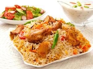 Durga Pujo Special Afghani Chicken Pulao Recipe