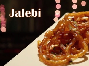 Jalebi Sweet Recipe For Navratri Durga Puja Video