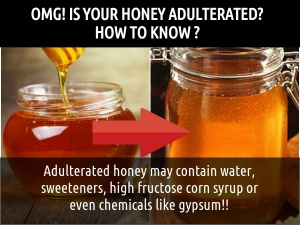How To Check If Honey Is Adulterated