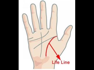Do You Have Letter M On Your Palm