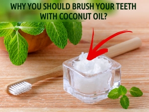 Why Coconut Oil Is Good For Teeth