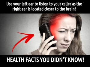Health Facts You Do Not Know