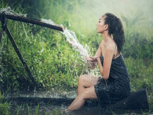 The Part Of Your Body You Wash First Reveals About Your Personality