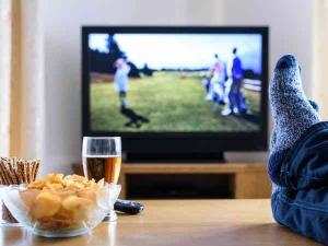 Health Hazards Of Watching Tv