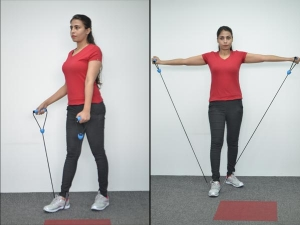 Top Fourteen Exercises Using Resistance Band To Sculpt Body