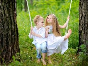 Health Benefits Of Swinging