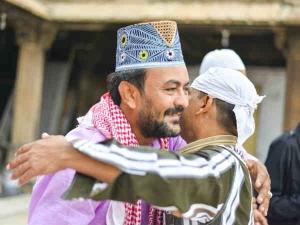 Eid Special Benefits Of Hugging
