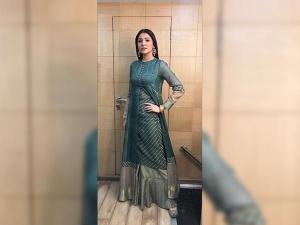 Anushka Sharma S Ethnic Mode Turned On Jab Harry Met Sejal Promotion