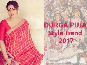 Durga Puja 2017 Will Be About These Trends