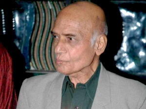 Legendary Music Director Mohammed Zahur Khayyam Hasmi Died