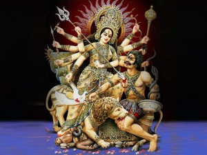 Shubho Mahalaya Why Goddess Durga Is Called Mahishasuramardini