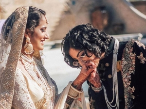 Indo Pak Same Sex Couple Ties The Knot In Fairytale Wedding