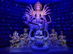 Durga Puja 2019 Durga Puja Themes In South Kolkata