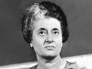 Facts About The First Woman Prime Minister Of India