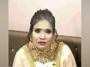 Ranu Mondals Latest Makeup