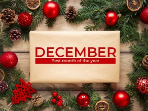 Why December Is The Best Month Of The Year