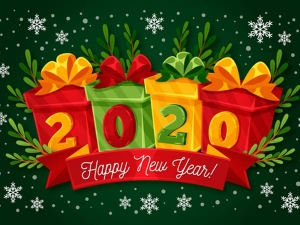 New Year 2020 Gifts Ideas