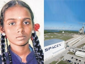 Jayalakshmi Class 11 Student From Tamil Nadu Wins A Trip To Nasa